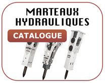 Marteaux hydrauliques ITR USCO